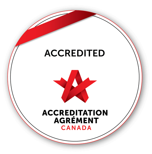 Accreditation Canada Seal