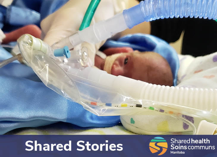 'They love our baby as much as we do': First patient moved to new HSC Women's neonatal intensive care unit