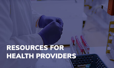 Link to Shared Health COVID-19 resources for Health Providers