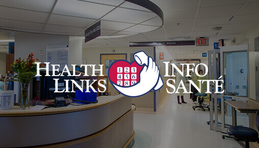 Health Links logo